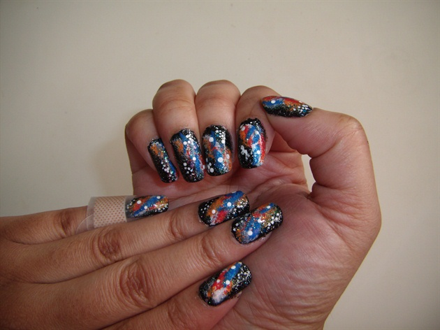 Orbit Nails