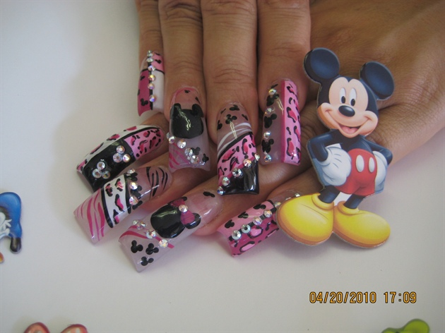 MICKEY PINK!!!