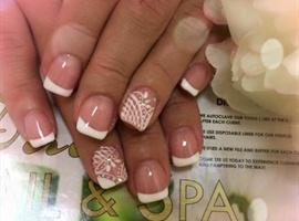 nail art: Daisysnailspa