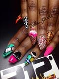 Crazy hands