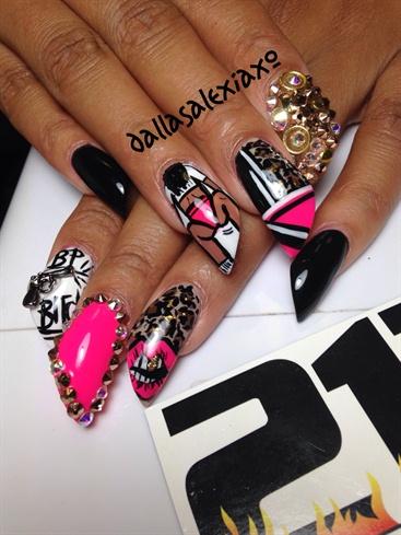 Twerk Nails
