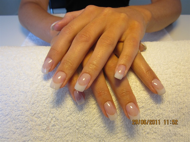 soft white nail art gallery