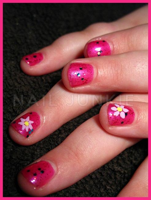 Little Girl Nails Nail Art Gallery