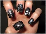 New Year Nails 2013