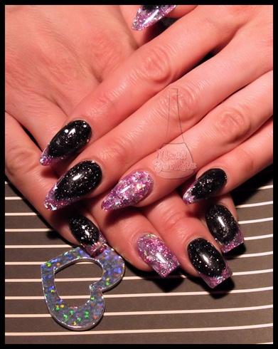 Stilettos & Squares Acrylic Nails