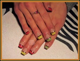 Reggae Theme Colors