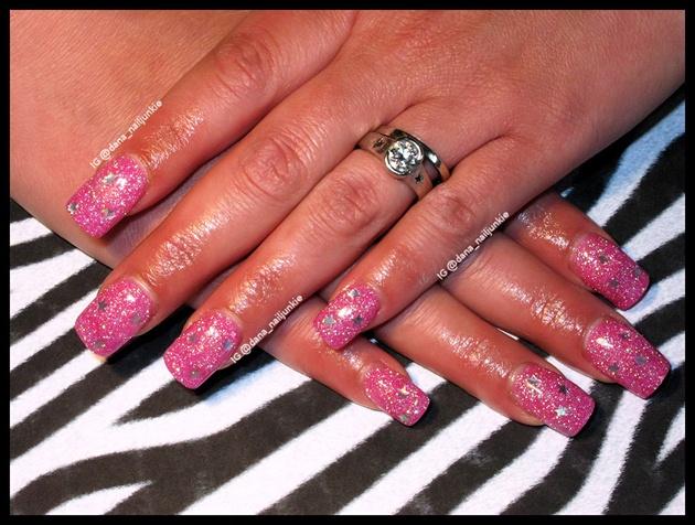 Sparkles & Pink & Stars OH MY!