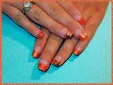 Orange Tips & Anchors