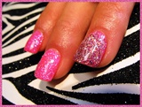 Pink & Sparkles