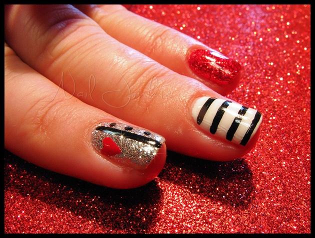Wizard Of Oz Nails Nail Art Gallery