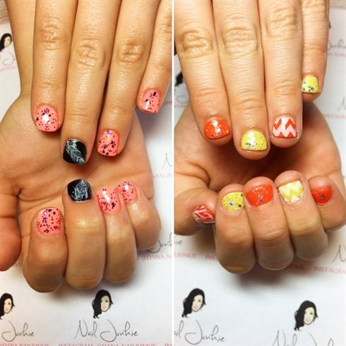 Kiddos' Nails!