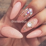 Sns Pointy Nails