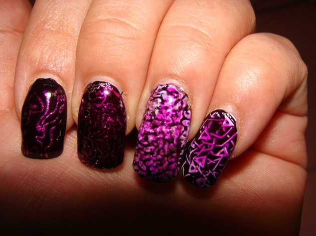 Stamping ))