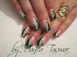 nail art: Goca:)
