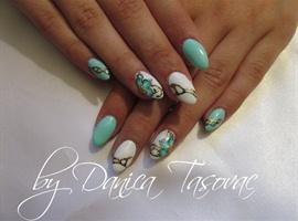nail art: Marijana...
