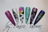 mix nail-art...