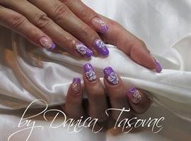 nail art: Angela