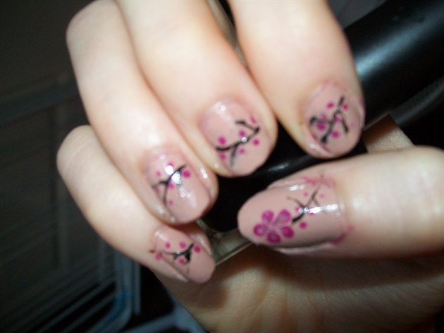 Floral blossom