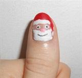 Cute simple Santa