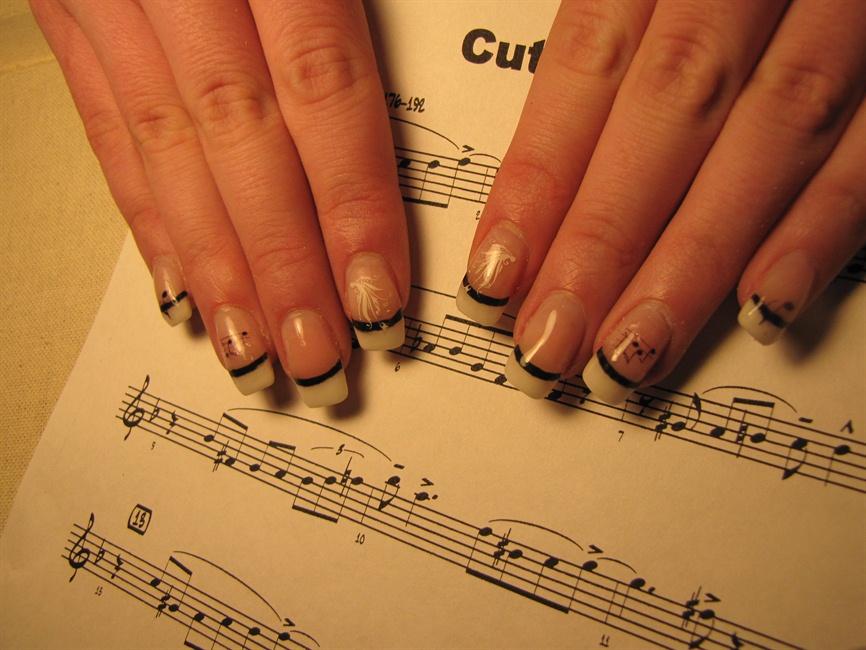 Musical Nails Nail Art Gallery