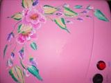 flowers uv lamp