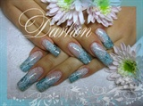 turquoise fimo