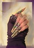 testing hand&nail Harmony product :)