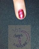 Diagonal lines magnet pen Essence