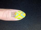 Velvet nails (Aztec)