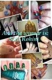 Winner of the nail art remake
