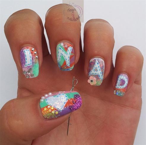 International Nail Art Day (INAD)