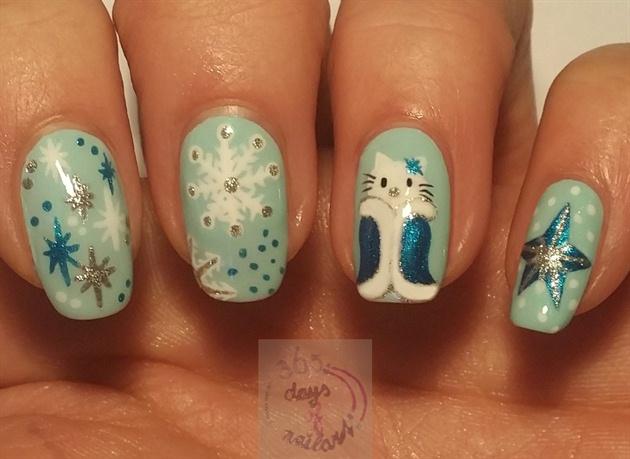 Hello Kitty ice princess