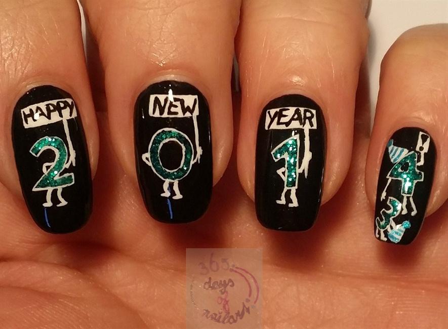 Funny 2014 Nails Nail Art Gallery
