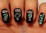 Funny 2014 nails