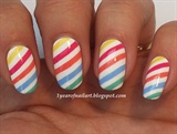 Stripes for Easter and/or Spring