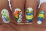 FIFA World Cup nails Brasil