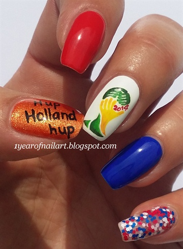 Brasil World Cup 2014 (Holland)