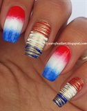 Dutch nails (World Cup)