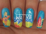 Wave Goddess