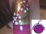 Dazzling French Manicure redone