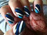 I like blue too:)