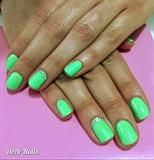 Intense Green