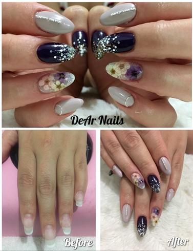 Elegant Nails 🌟