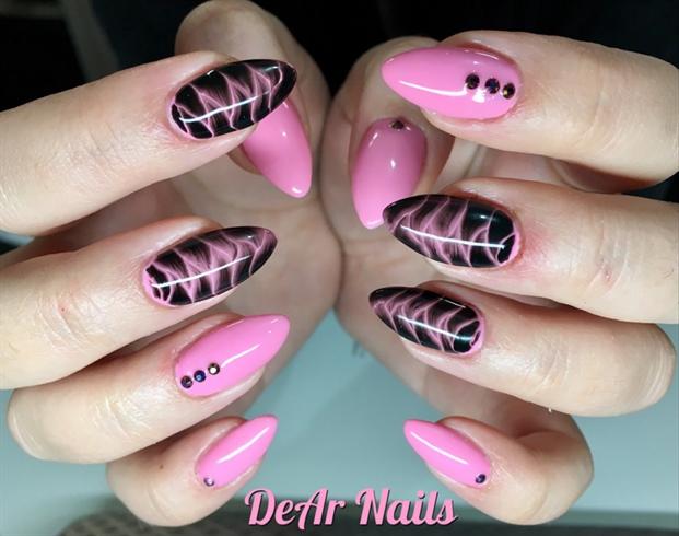 Blooming Nails!