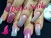 Diamond And Pink Glitter