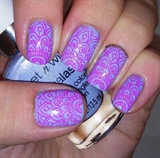 Henna Stamping