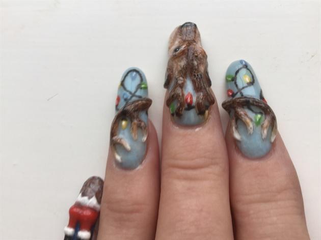 Across Three Nails
