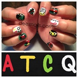 A Tribe Called Quest Nails