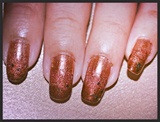 How to : Gradient Nail Art / Autumn Fall