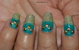 Seashell Nail Design